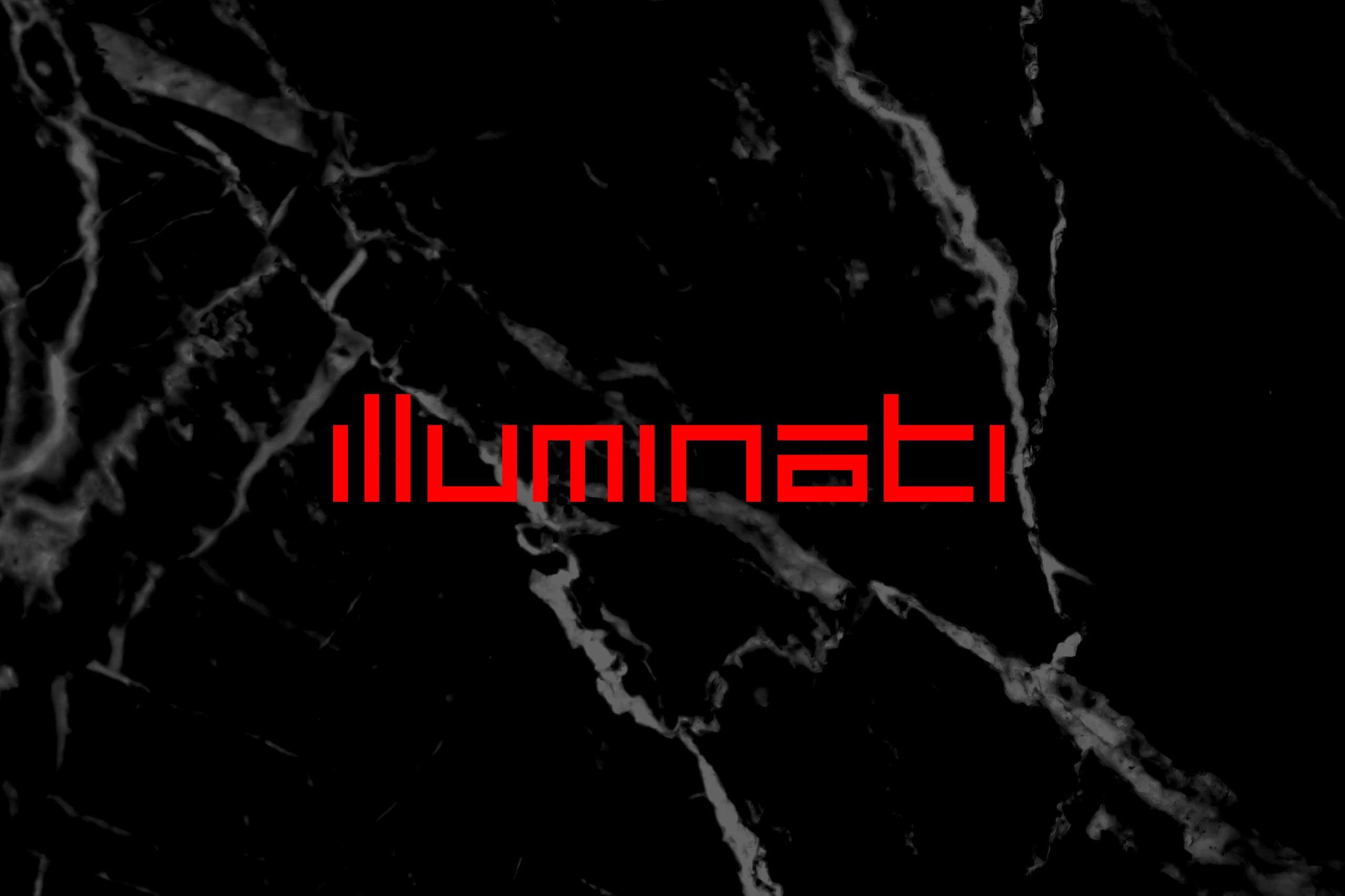 Illuminati Lighting brand identity after brand marketing expertise