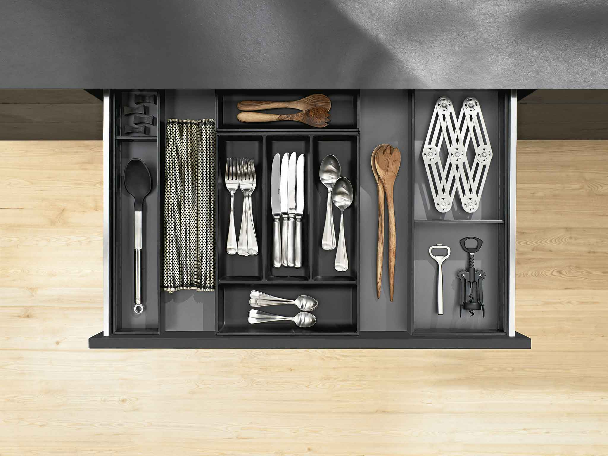 Blum drawer box