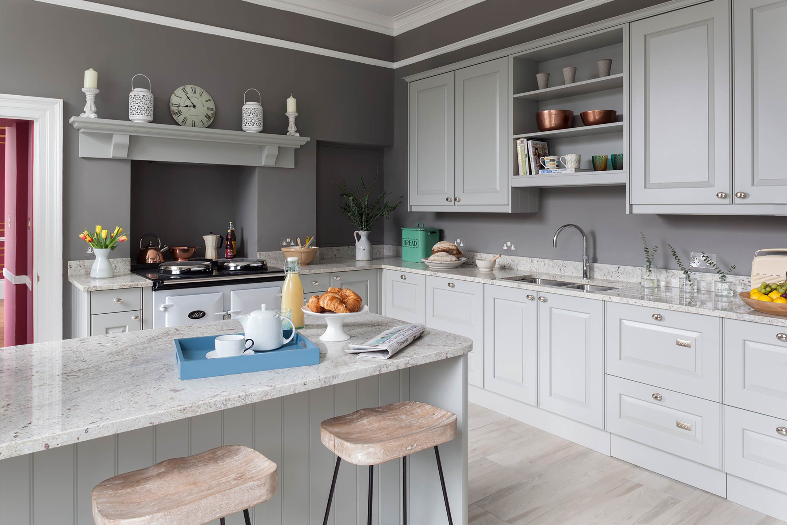 Bath Kitchen project interior