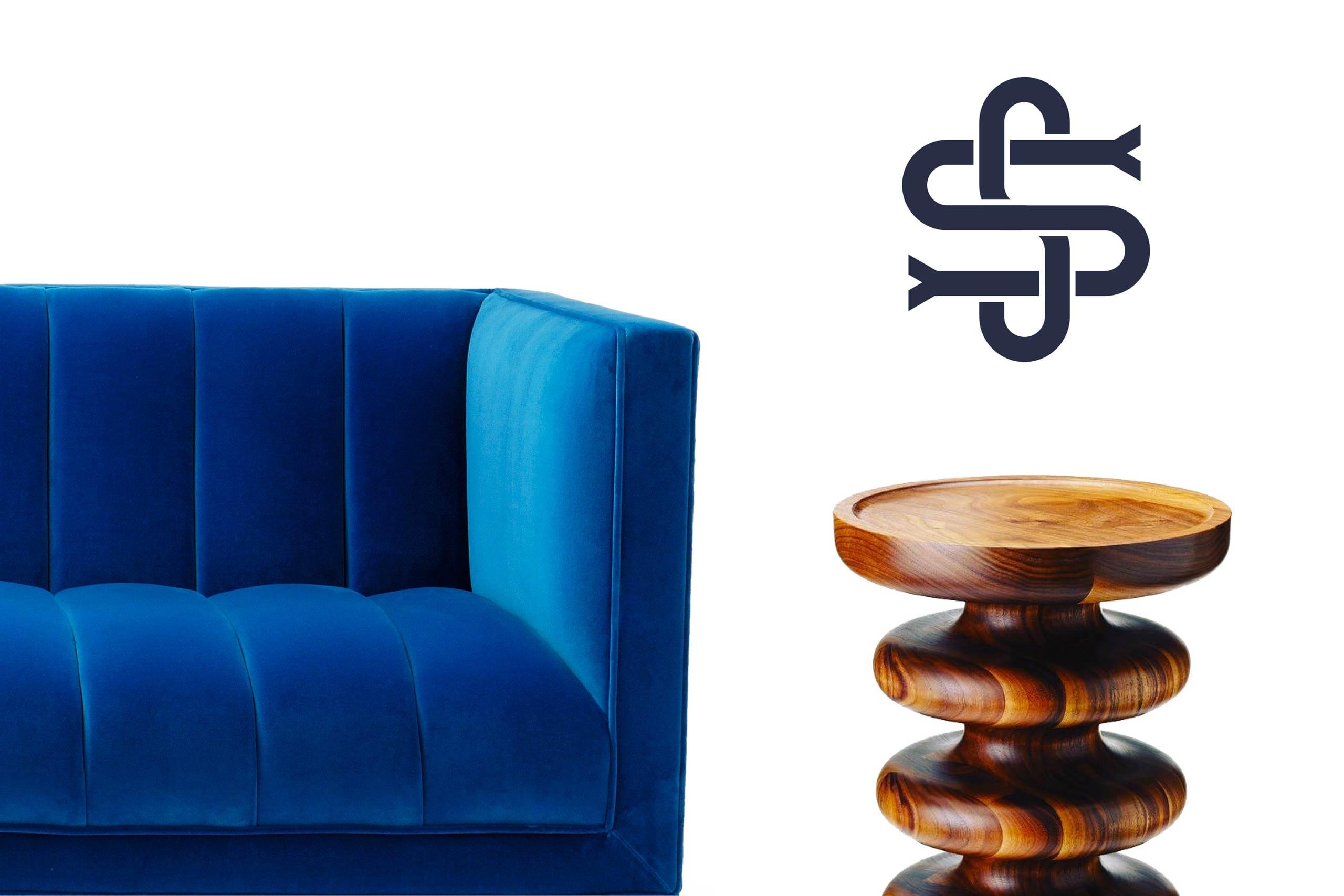 Luxury Furniture Branding Stuart Scott ID