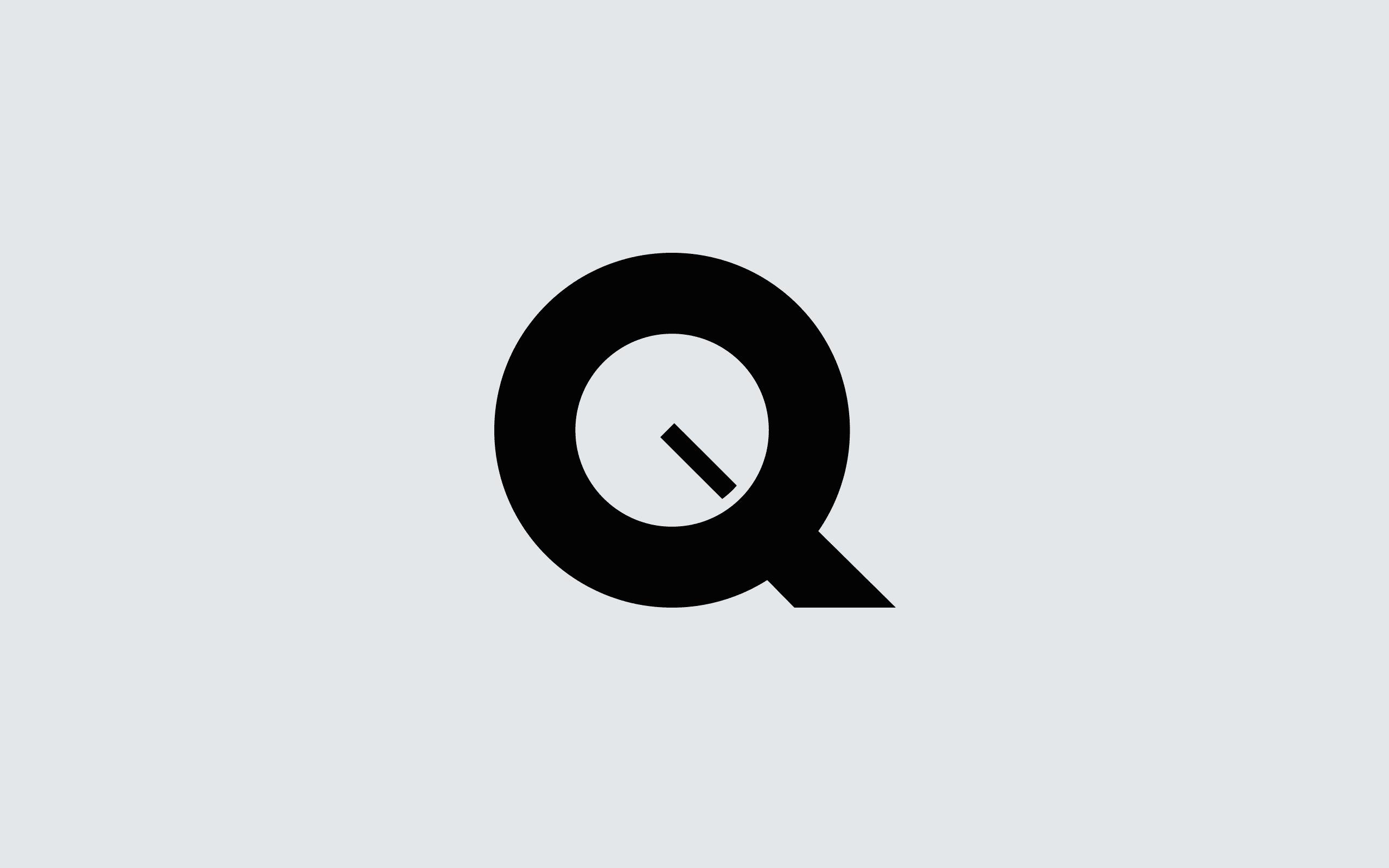 Q-Blum logo | Zeke Creative