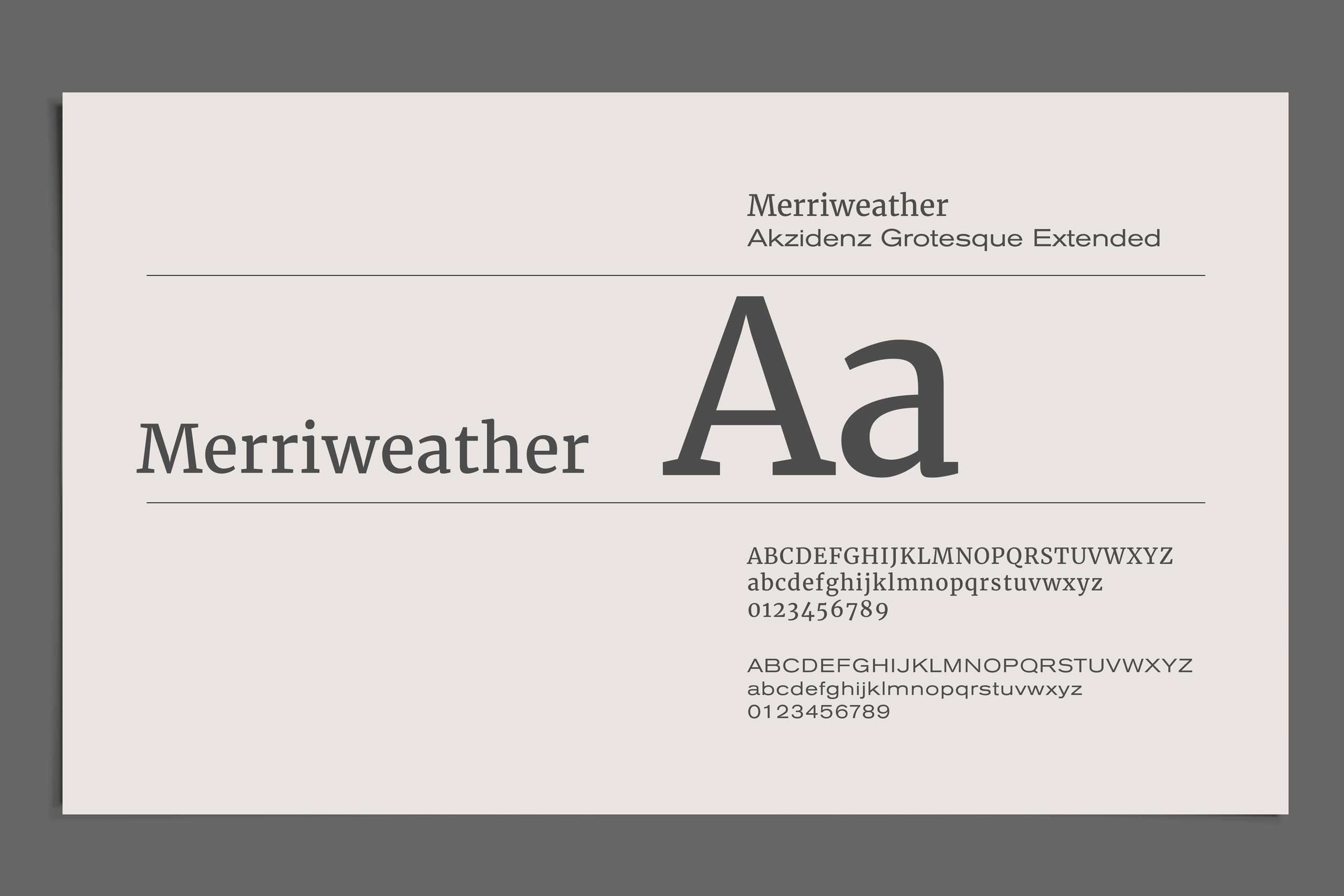 Coyne Typography | Property brand marketing