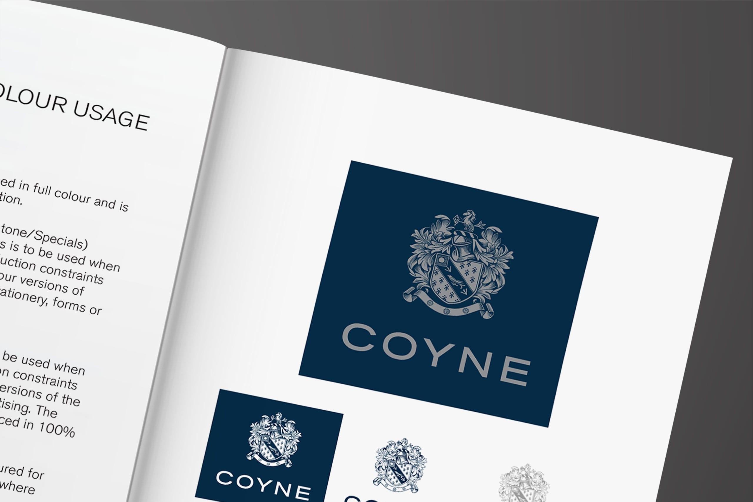 Coyne Brand | Property brand marketing