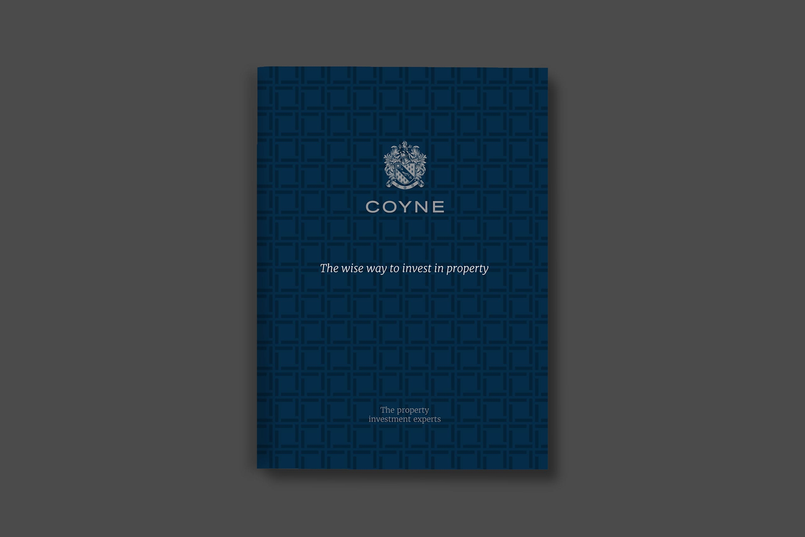 Coyne brochure cover