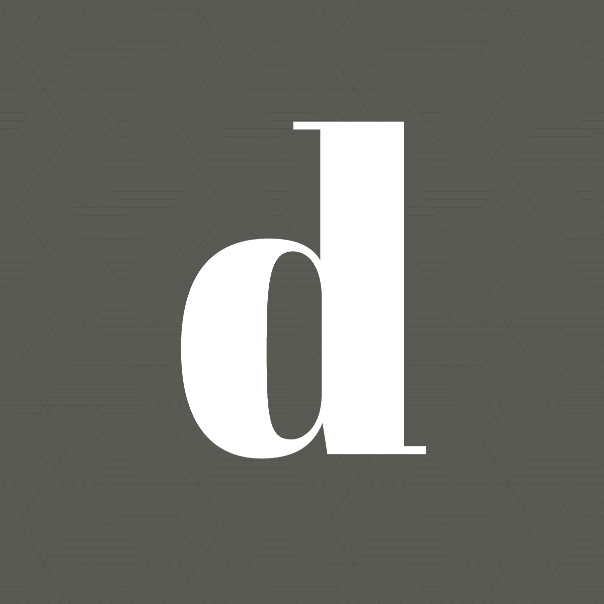 D is for Decorum | Brand marketing for interiors
