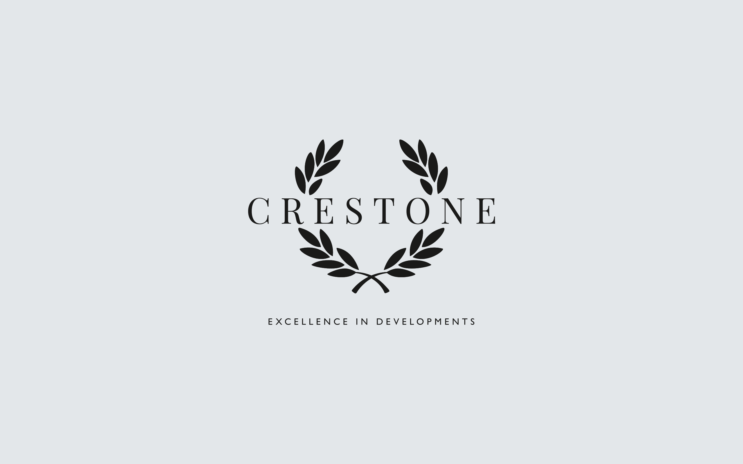 Crestone Developments logo | Zeke Creative