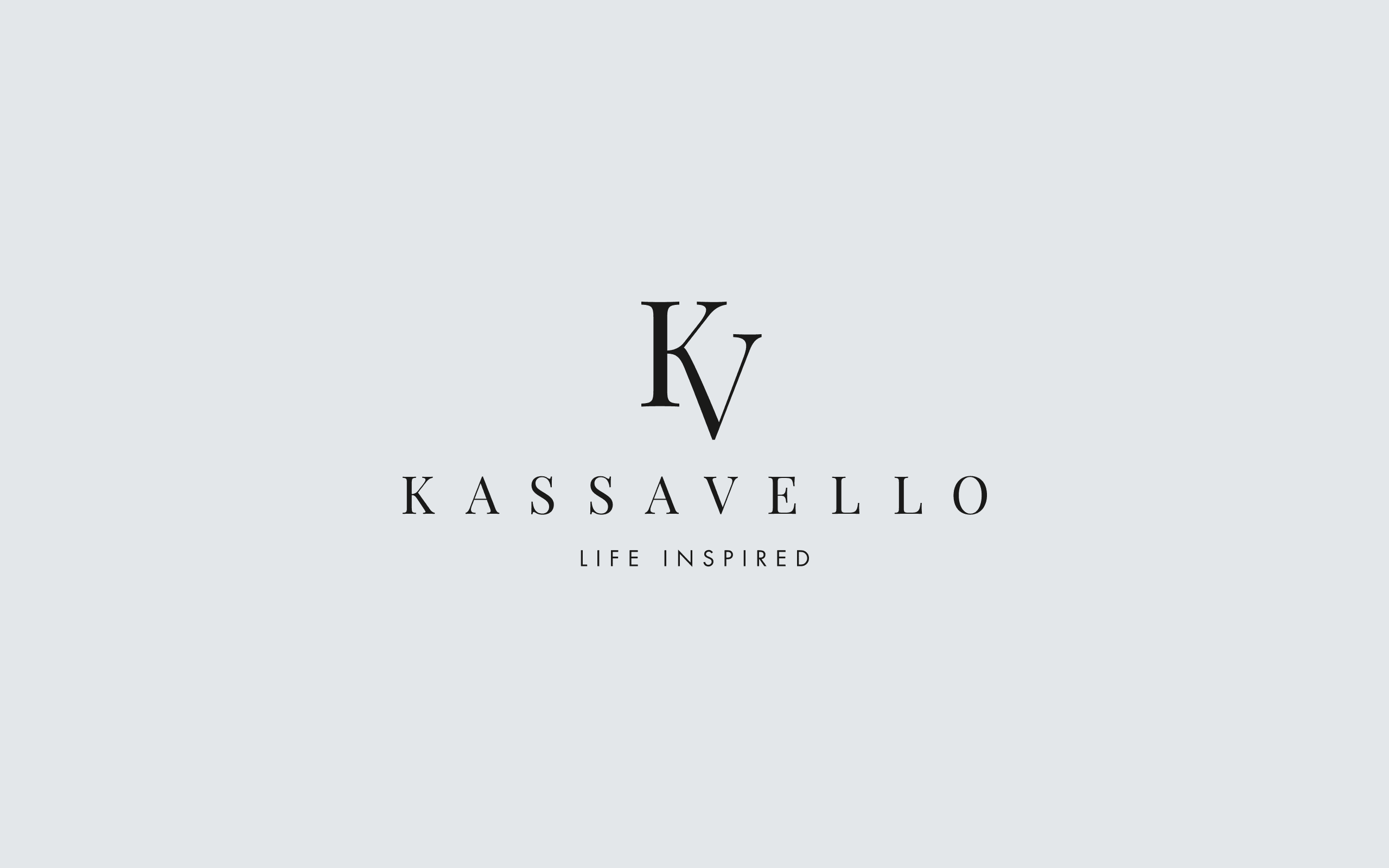 Kassavello logo | Zeke Creative
