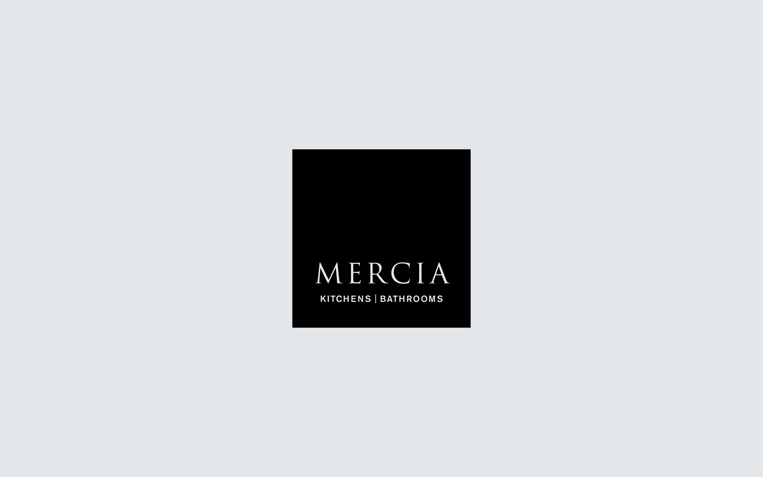 Mercia Kitchens logo | Zeke Creative
