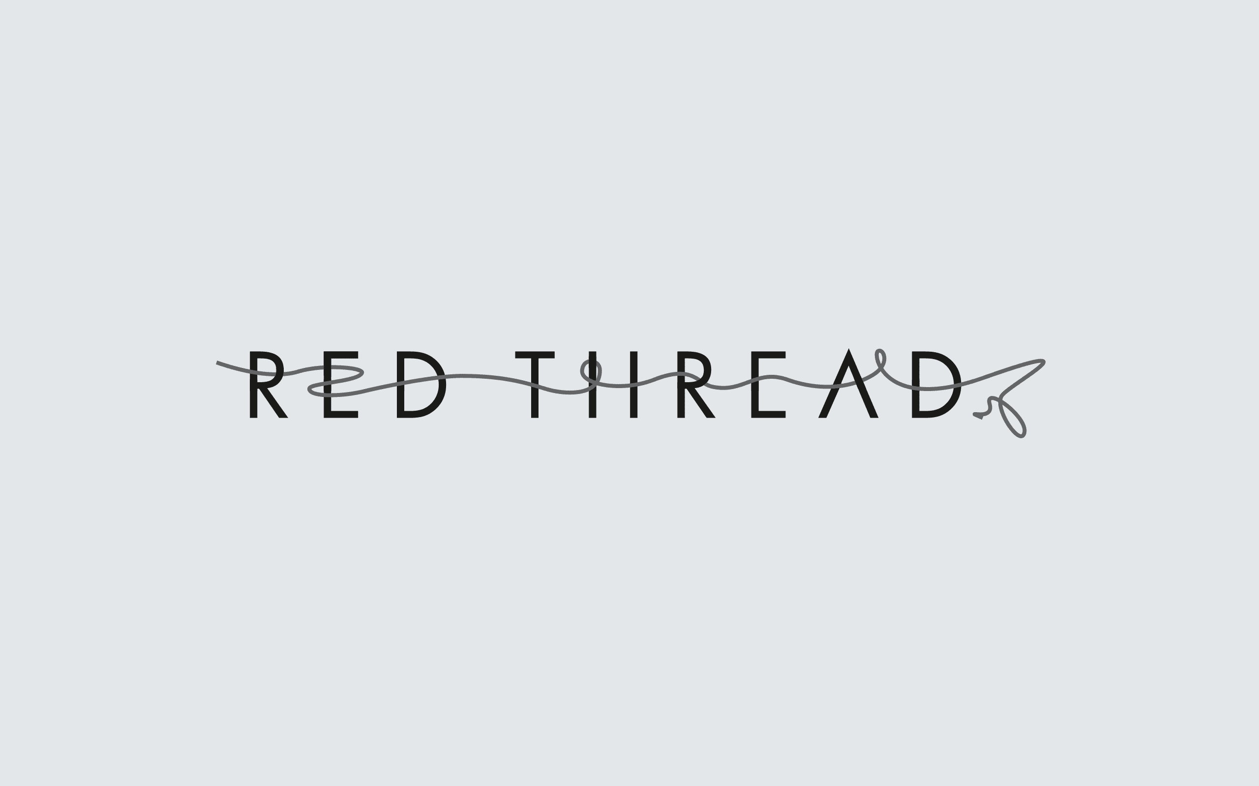 JAB Red Thread, Staffan Tollgärd logo | Zeke Creative