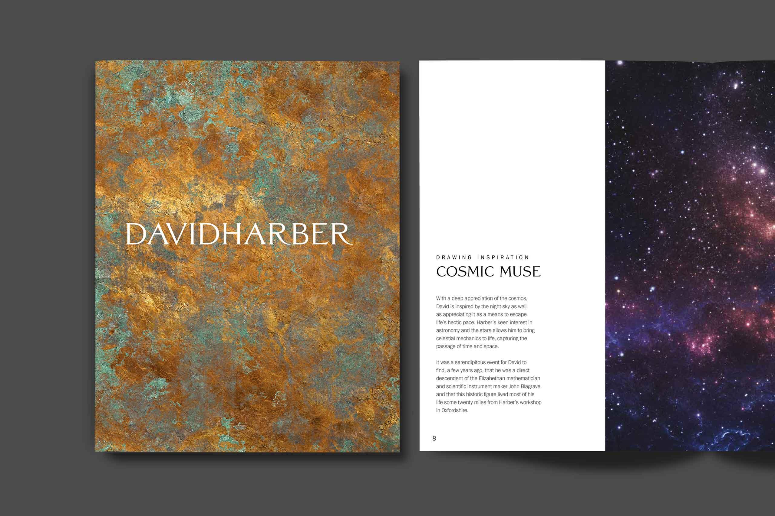 David Harber inspired ethos